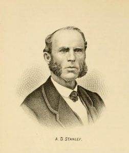 Alexander D. Stanley