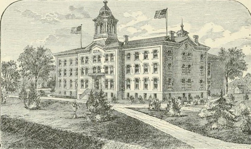 Hungerford Collegiate Institute