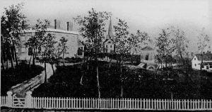 Former Residence of Maj-Gen Jacob Brown at Brownville
