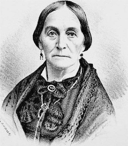 Wife of Hiram Keene