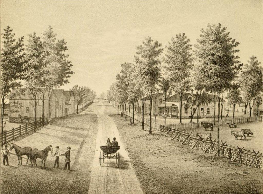 Residence of Alexander D. Stanley