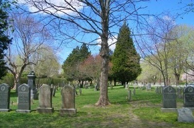 Cemeteries in Washington County New York