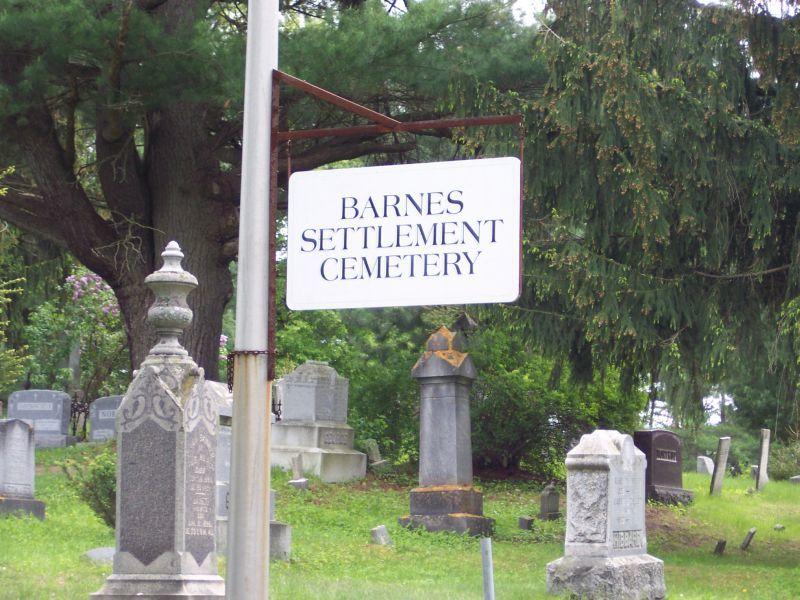 Barnes Settlement Cemetery