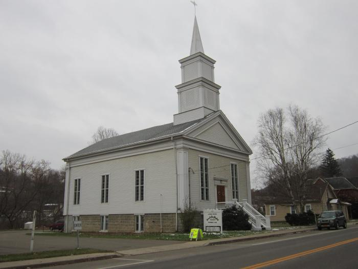 First Alfred Seventh Day Baptist Church