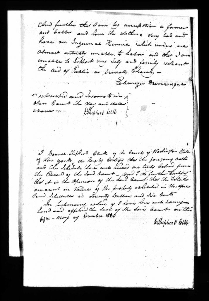 Edward Dumaresque Page 5