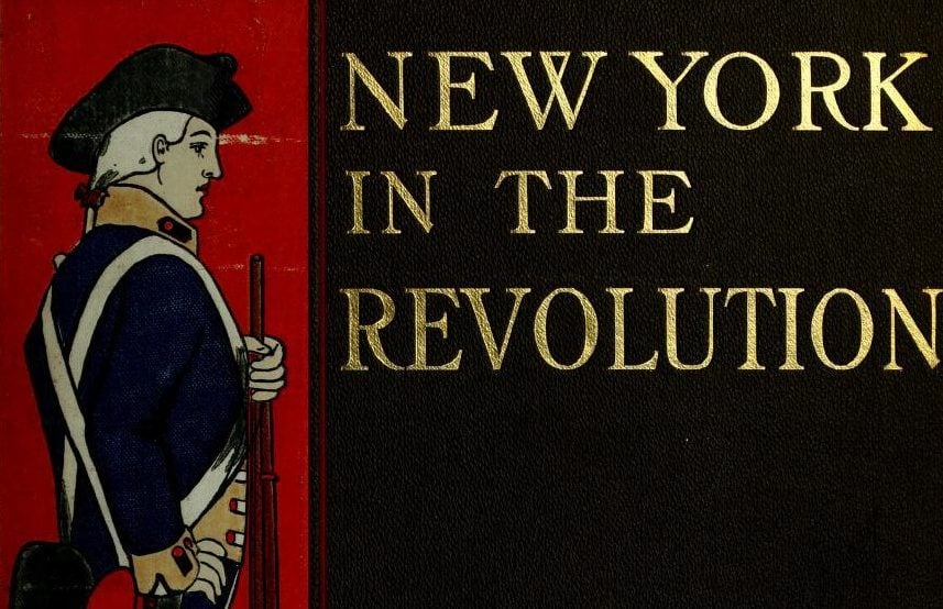 New York in the Revolution