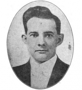 Rev. A. Clyde Ehret