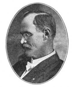 Rev. E. Adelbert Witter, Verona, NY