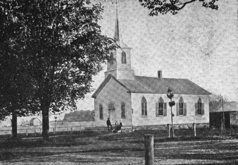 Seventh Day Baptist Church at Verona NY
