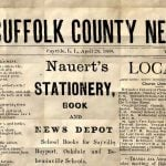 Suffolk County New York Newspapers