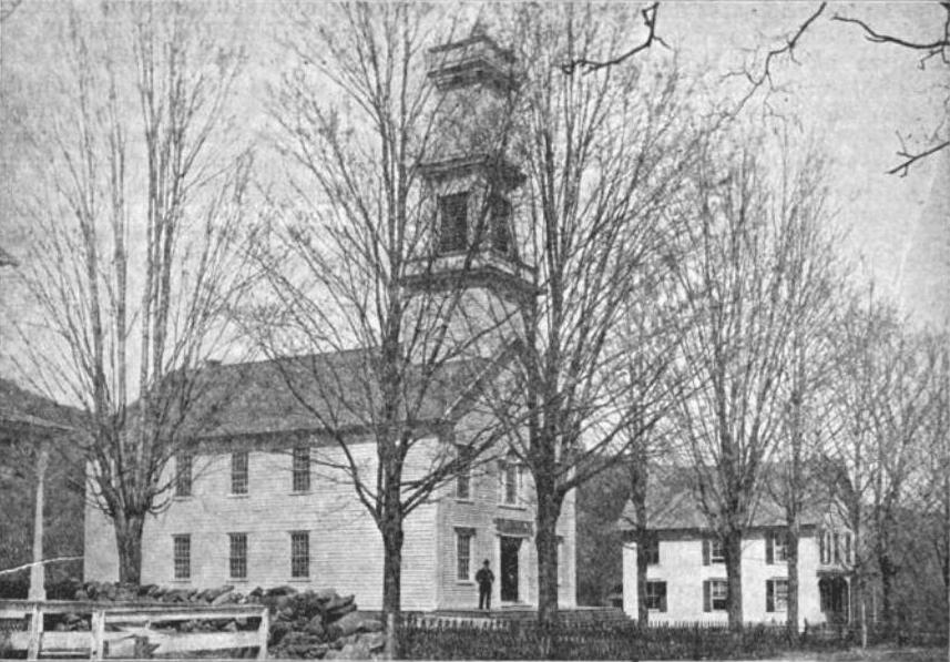 The Berlin NY Seventh Day Baptist Church
