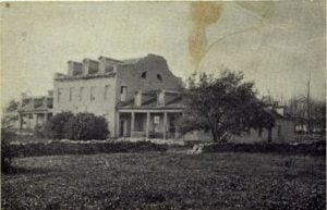 The Old LaForge Mansion