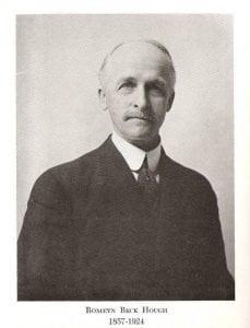 Romeyn Beck Hough 1857-1924