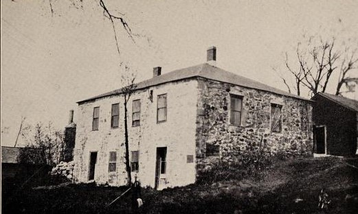 The Gouverneur Morris Mansion, near Gouverneur