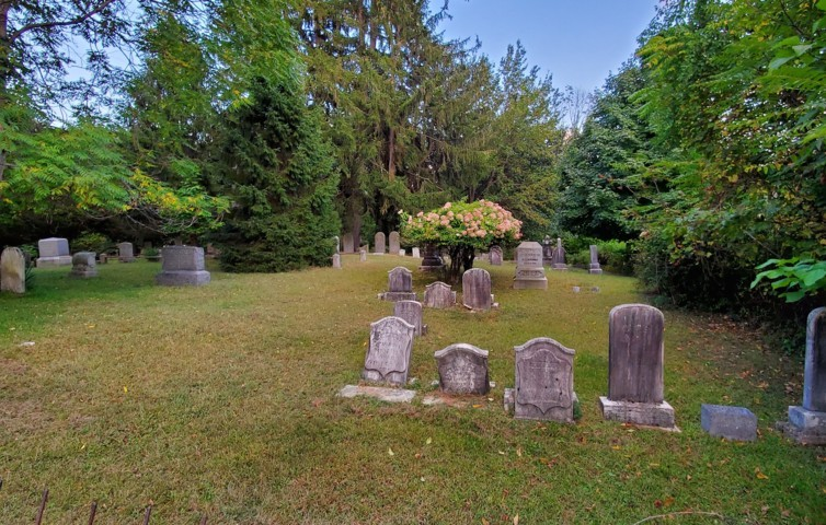 New Vernon Cemetery, Middletown, New York - FM